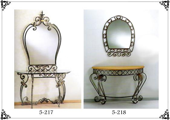 Купить кованую мебель на заказ