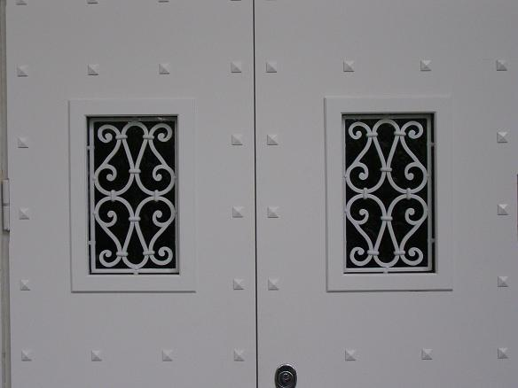 Ковка ворот в Москве
