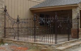 Ковка оград цены доступные