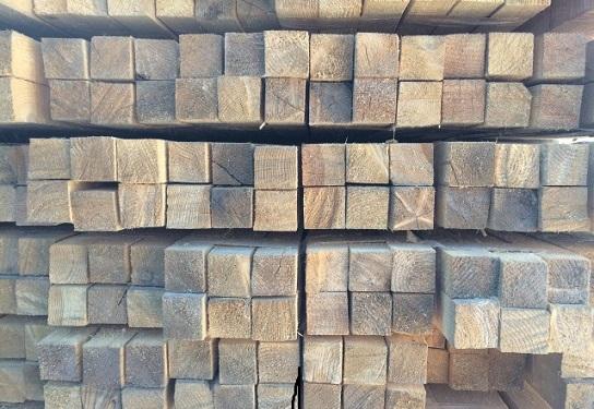 Купить деревянный брусок из сосны в Подмосковье