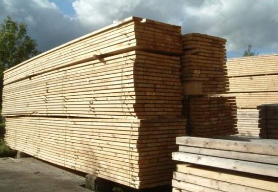 Строительный лесоматериал
